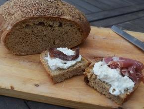 pane con crostini