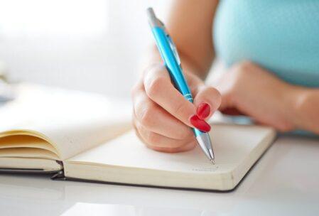 Scrivere le proprie considerazioni